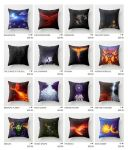 society6 pillows by amorphisss
