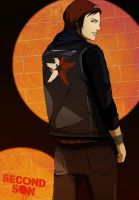 Delsin 'Second Son' Rowe by KFour9