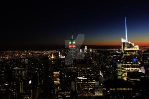 New York City by ordre-symbolique