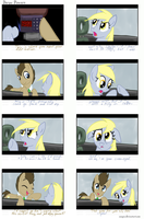 Derpy Powers by Snapai