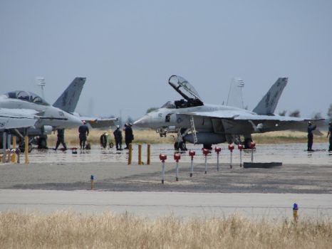 Super Hornets 1 by FantasyStock
