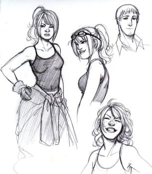 R+R - Roxette concept sketches by Destiny-Smasher