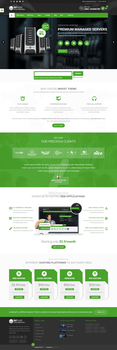 InHost  Hosting and WHMCS WordPress theme by InwaveTheme