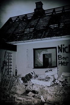 Nick Still Lives Here by MagicBlanche