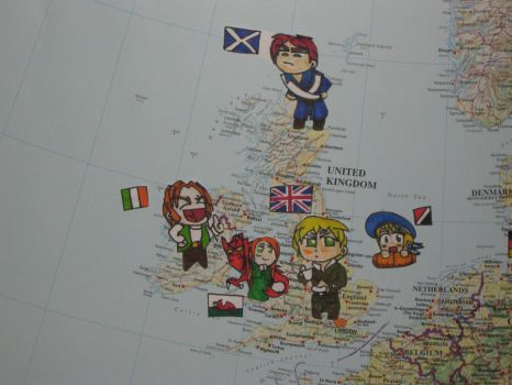 The United Kingdom by Humblehistorian