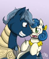 Pierson and Anna by TheDracoJayProduct