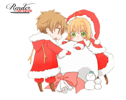 PNG - Merry Christmas by teriani16