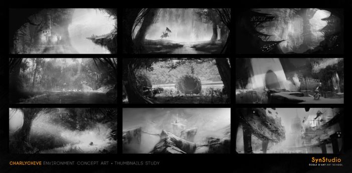 Thumbnail Study 1 by CharlyChive