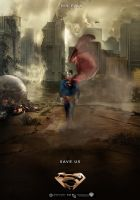 The man of Steel - my poster by Imperium-Hero