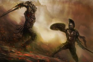 Duel by lainad007