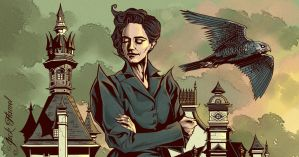 MISS PEREGRINE by aquiles-soir