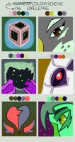 Color Meme: AetherSpace by RedVioletPanda