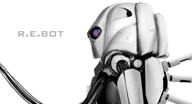 R.E.Bot by Syderlance