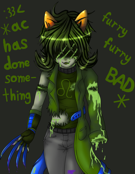 Collab_Furry Furry Bad by ASB-Fan
