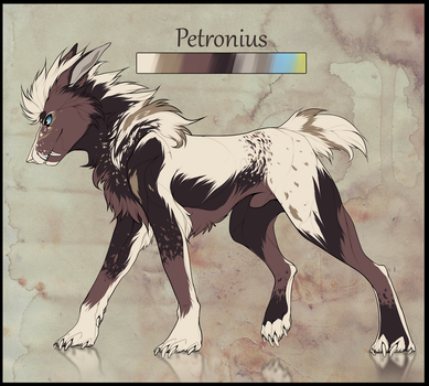 Petronius Reference: by Cactus-Canine