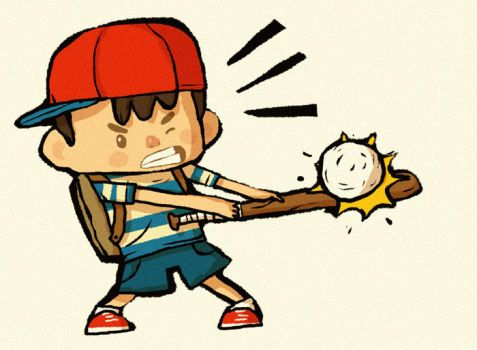 Ness by peerro