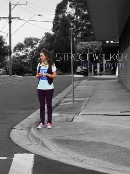 Street walker by anneliese