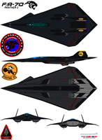 Lockheed  fa-70  Panther 2 VFA-31Tomcatters by bagera3005