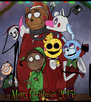 Merry Christmas 2015! by Atlas-White