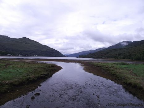 Loch Long by Gatesigirl
