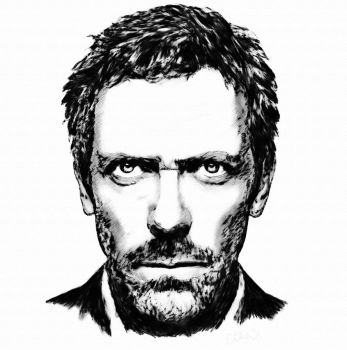 Gregory House M.D. by ZootCadillac