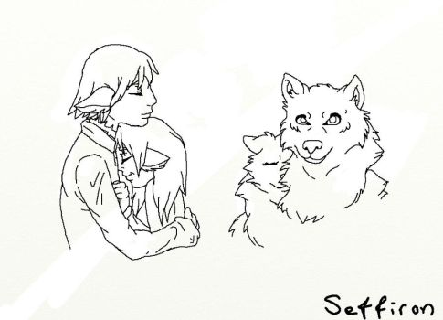 ''Hold me close'' by Seffiron