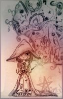 Not meh. Tiny magician. by Ariada