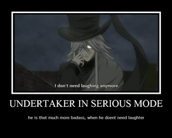 The Undertaker is Badass by Arorea