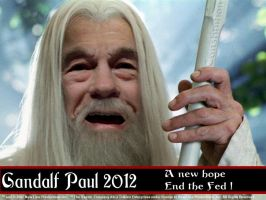 Gandalf Paul 2012 by temudjin1155