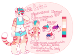 fraise ref by flvffy