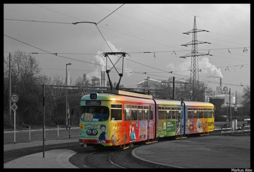 Turning loop reedited by TramwayPhotography