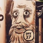 Day 37 - JOHFRA by N1NJAKEES