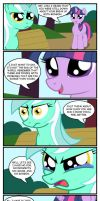 It could be worse, Lyra by teygrim