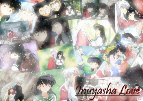 inuyasha first wallpaper by xXx-Lilith-xXx