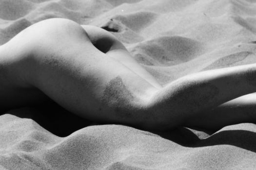 sand waves by andre-j