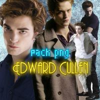Pack png Edward Cullen. by CataRawr