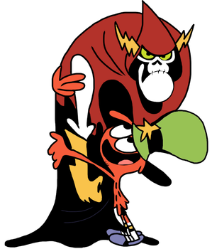 If you Wander over Yonder... by schocky