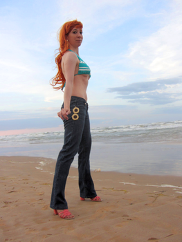 Nami cosplay: 2YL by Eloare