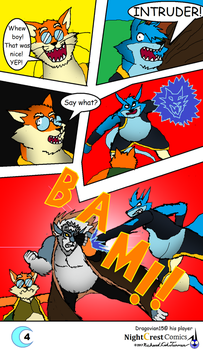 Big Bad Boasters 4 by NightCrestComics