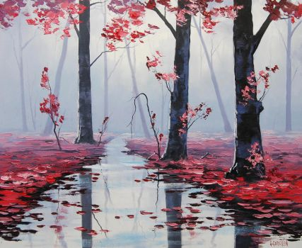 Pretty In Pink by artsaus