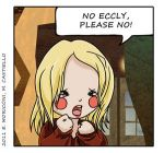 Comic Who - Preview 003 by elisamoriconi