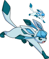 471 - Glaceon - Art v.2 by Tails19950