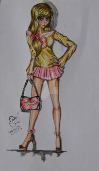Yellow-pink by neo144