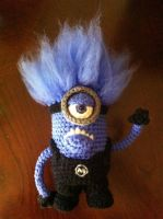 Manic Minion by aphid777