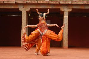 Odissi Dance Forms 1 by nanmelville
