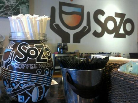 Music and Coffee at Sozo by kampfly