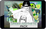 Green aesthetic by GoddessSellyGomez