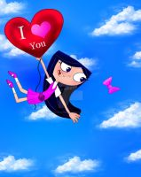 PnF_Ballon of love by Phineasyferbx100pre