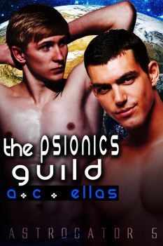 The Psionics Guild by CAWaters