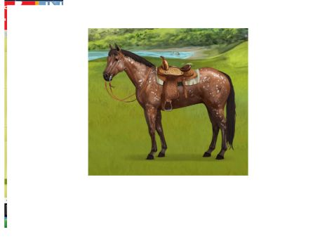 Rilley The Horse by Rilleysuniverse